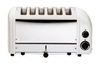 Dualit Toaster VARIO 6 weiss