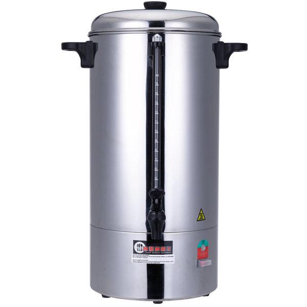 Kaffeemaschine 100 150 Modell Gastro Hendi Tassen Rundfilter 6y7bgYf