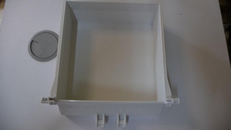 Wasserwanne saro eiswurfelbereiter zb26 gastro onlineshop24 for Eiswürfelbereiter